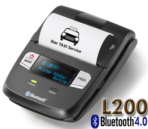L200 58mm Thermal Receipt/Label Mobile Printer