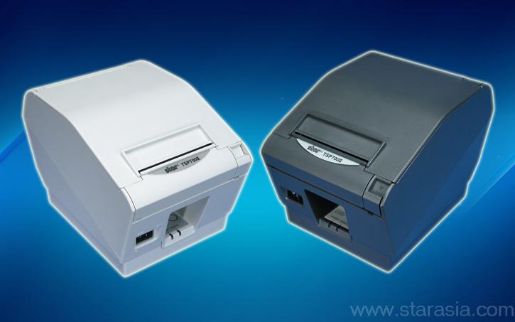 STAR TSP700II, TSP743II Thermal Printer
